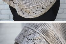 Knitted and crocheted clothes and others stuff / by Kay Goodwin