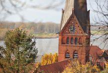Schifferstadt Lauenburg / Bilder aus der historischen Schifferstadt Lauenburg/Elbe.