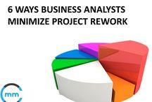 6 WAYS BUSINESS ANALYSTS MINIMIZE PROJECT REWORK
