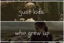 "Harry Potter / ""The boy who lived⚡"""