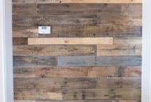 Pallet wall ideas
