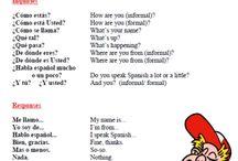 spanish/school