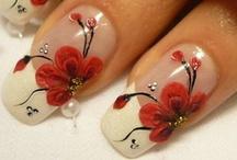 Acrylic Nails / by Janice Magee Walz