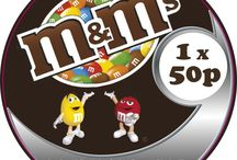Confectionery Labels / Some design of digitally printed confectionery labels.  Printed by CS Labels.