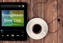 Youngbloods Book Club / A 100% online book club for adults who love YA Fiction.  http://ecommunity.kckpl.org/youngbloods.html