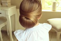 Hairstyles - Children / Children's hairstyles to try