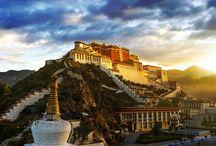 China & Tibet / China and Tibet travels