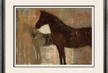 horse art / by Kelly Smith