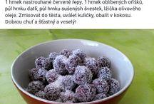 Cooking: CUKROVI zdrave, nezdrave a vanocni pastry