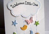 New Baby Cards & Crafts