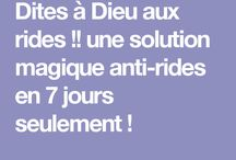 Anti rides