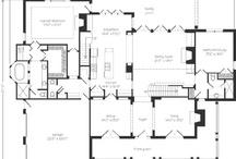 Floor Plans / by Casey Howard