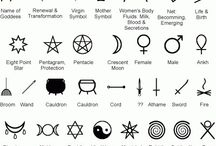 Meaningful symbols / hidden truths into symbols...known and unknown....symbols as alphabets...icons....images of hidden ideas