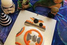 Rocco's birthday party ideas / 11th birthday- Star wars 12th birthday- Rocket league
