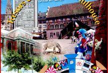 Trésors et Secrets de Mulhouse / Un jeu de société pour découvrir Mulhouse et les Mulhousiens d'hier et d'aujourd'hui
