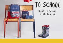My Back to School Wish List with Joules