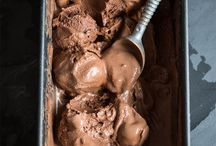 Ice Cold Treats / Ice cream, gelato, popsicles, granita and other frozen treats.