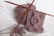 Knitting - Cables