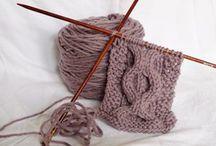 Crafts - Knitting / by Kimber O'Brien