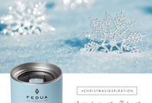 Christmas Inspiration / Inspire beauty with a Fedua gift