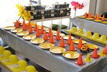 Construction birthday party / by Yellow Company