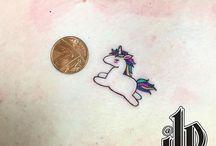 Fantasy tattoo / Tattoo fantasy Disney love