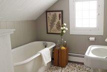 Nat + Jim's Bathroom