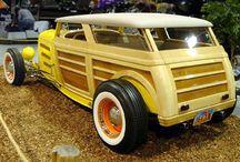 Cool Custom Cars (and Trucks)