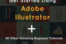 using basic illustrator