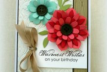 Flower Patch & Flower Fair by Stampin' Up!