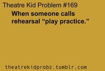 My theatre life!!!
