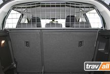 Dog Guards, Dividers & Boot Mats / Dog guards, dividers and boot mats that are available through www.dogguardsrus.co.uk