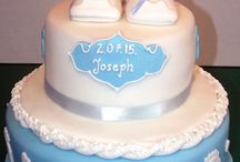 Christening Cakes, Holy Communion Cakes, Confirmation Cakes.