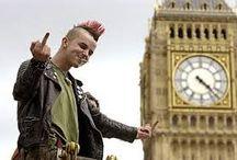 Punk 's not dead ! / Prečítajte si názov :))