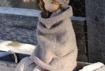 šití panenky