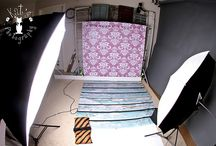 Photo setups / by Emily Bryan
