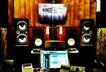 BUNGEE STUDIO / Recording Studio in Tokyo