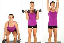 Stabilization free weights / by Alyssa Goehri