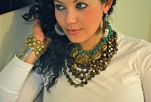 Jewels for jewels ♡♥ / by Sandhya Tikaram
