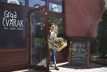 Zagreb Independent Stores / Your guide to the best #Zagreb independent stores - from food to fashion.