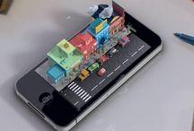 AE projet Iphone participatif