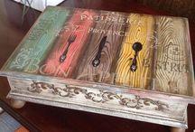 Caja de cocina
