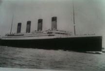 titanic and artifacts / by Paul Taylor