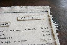 menu loves graphic