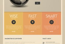graphic design - web / by katie ferrari