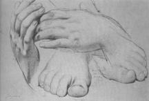 Dibujos / Dibujos a carboncillo