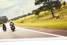 Motorcycle roads to travel