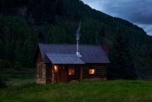 Cabin life in my future!