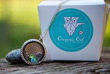 Origami Owl / by Chastity Thomas