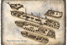 D&D Ships